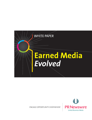 whitepaper Earned Media Evolved