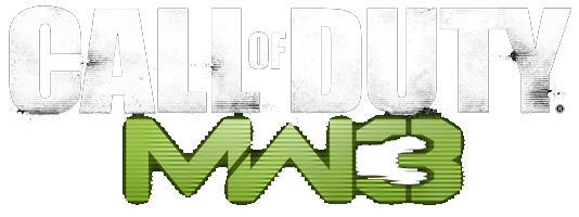 Call of Duty: MW3 logo
