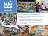 Blu Homes™ Introduces its First Customer Rewards Program