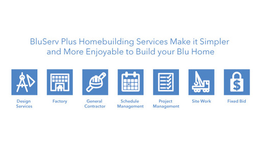 Blu® Homes Introduces BluServ™ Plus, Full-Service Homebuilding