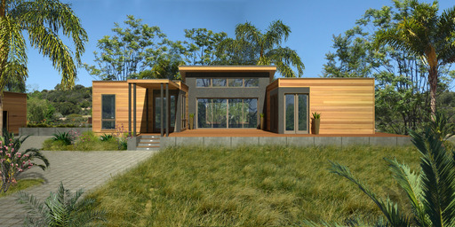 Blu Homes' eight stunning home models include options like folding NanaWalls® to create the ultimate lanai to enjoy the natural beauty of the islands.