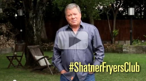 William Shatner and State Farm Present Eat.Fry.Love - A Turkey Fryer Fire Cautionary Tale