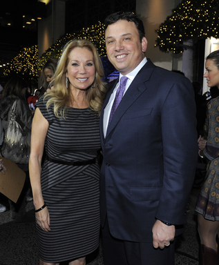 Kathie Lee Gifford and Brendan Hoffman