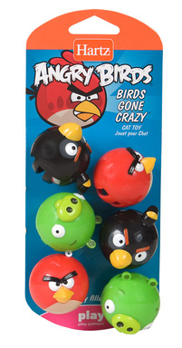 Hartz® Angry Birds® Birds Gone Crazy™