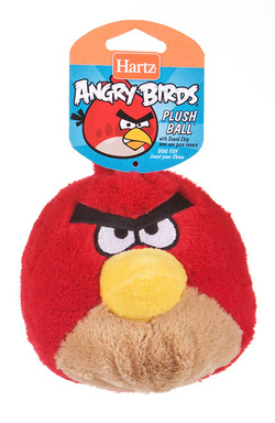 Hartz® Angry Birds® Plush Ball™