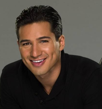 Mario Lopez, host of EXTRA