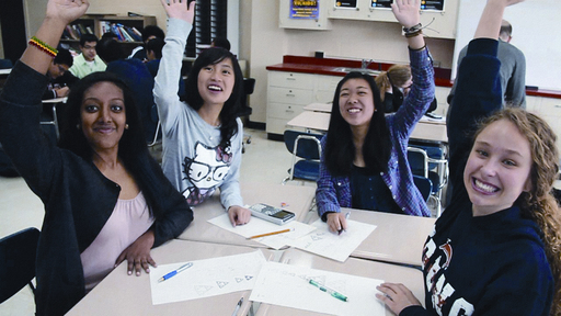 8th Annual Advanced Placement Report to the Nation: More students participate, succeed in AP; Nearly 500,000 students with AP Potential did not have access to AP Coursework.