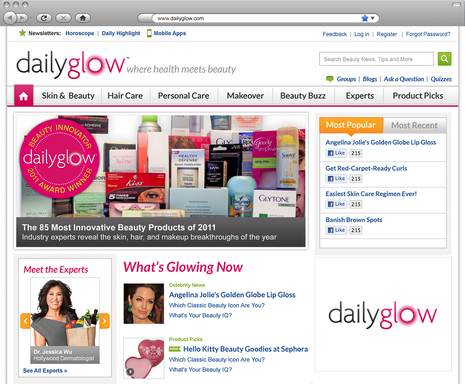 Daily Glow, a leading health and beauty authority, announces its first-annual Daily Glow Awards