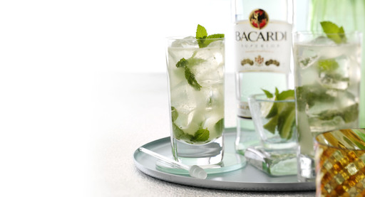Mojito comes from the African word mojo ─ to cast a little spell. Today, one of Cuba's oldest cocktails–the Authentic BACARDI Mojito–continues to cast spells on those who drink it