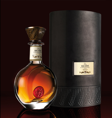 Ron BACARDÍ® de Maestros de Ron, Vintage, MMXII ─ a limited edition BACARDI blend honoring 150 years of Bacardi rum-making expertise and craftsmanship retails for $2,000