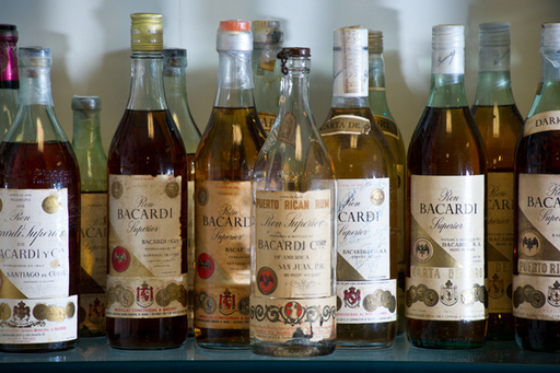 To showcase the innovations in label and bottle design, The Bacardi Archives houses a collection of more than 1,000 BACARDI rum bottles dating as far back as the 1900s.