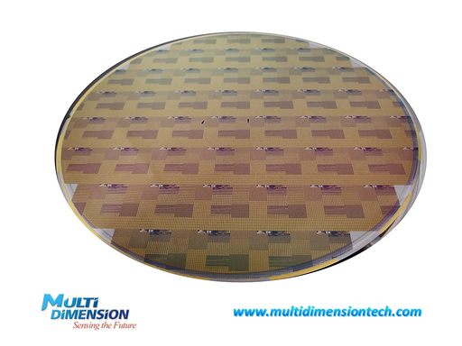 MultiDimension Technology - MDT offers TMR magnetic sensor wafers to volume customers for ASIC integration.