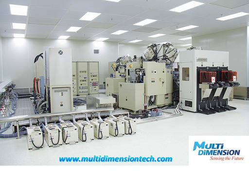 MDT's advanced MR sensor manufacturing facility: MR deposition tool.