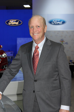 Don Chalmers, chairman of NADA's Government Relations Committee and Ford dealer, attends the Washington Auto Show's Public Policy Day on Jan. 31, 2013.