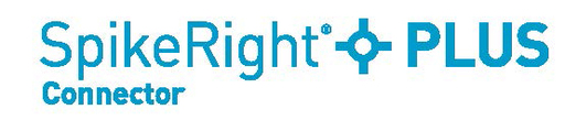SpikeRight® PLUS logo