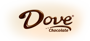 Dove Chocolate logo