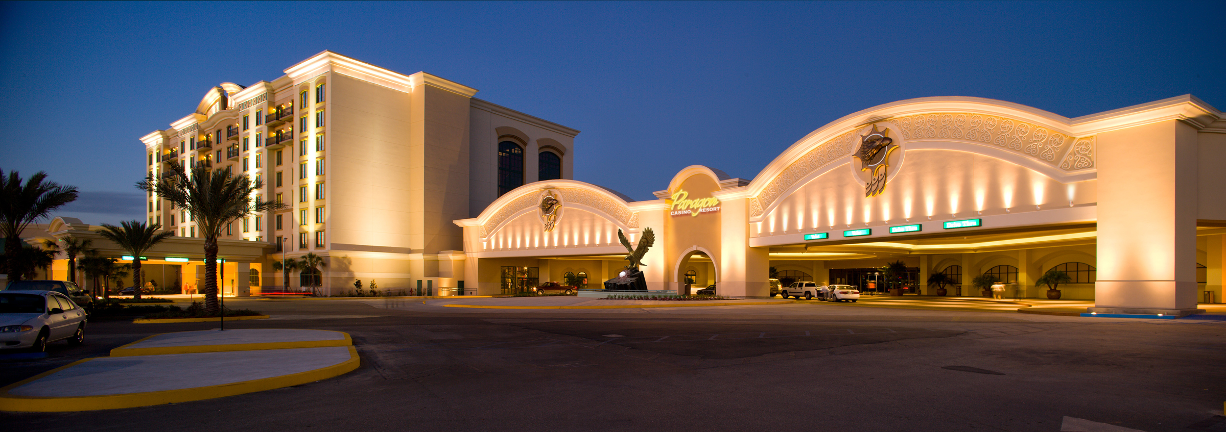 Paragon casino entertainment