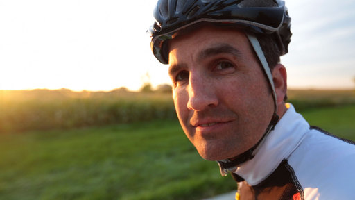 The face of 'can-do'. Bob Schrank manages his Type 1 diabetes, while continuing to pursue his love for cycling as an integral member of Team Type 1, an athletic program for athletes with diabetes.