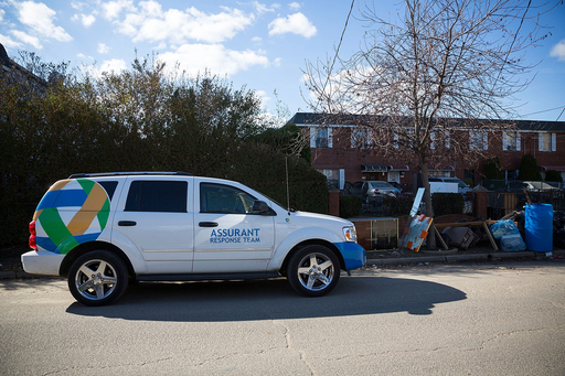 Assurant Specialty Property's mobile response teams allow the company to assist storm victims quickly.