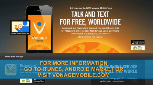 Vonage Mobile app for Android and iOS promises to undercut Skype's