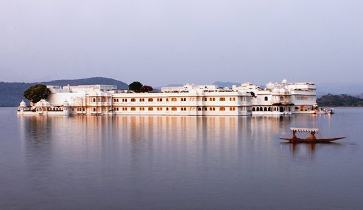 Taj Hotels Udaipur Lake Palace
