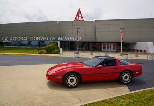 With more than 8,500 thefts, the National Insurance Crime Bureau says the 1984 model was the most-stolen Corvette in the past three decades.
