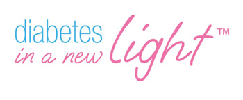 Diabetes In A New Light logo