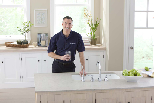 Safe and good-tasting drinking water is every family's desire.  Your Culligan man customizes drinking water and other water quality solutions based on your family's local water challenges.