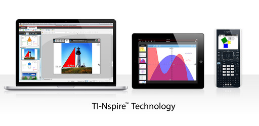 The TI-Nspire™ App for iPad now joins the research-proven TI-Nspire family of products to help deepen student understanding and engagement in the math and science classroom.