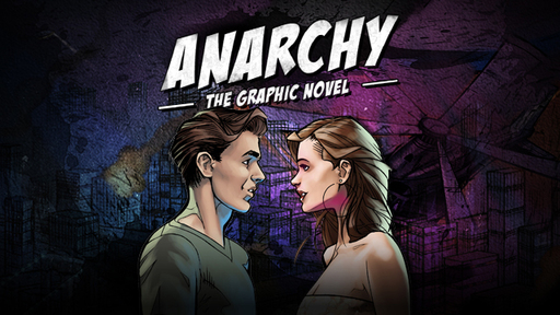 AXE Releases Stills from Anarchy: The Graphic Novel