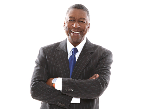 Robert L. Johnson, founder & chairman, The RLJ Companies and founder of Oppsplace (photo credit Lonnie Major)