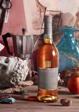 Glenmorangie Artein and the Cabinet of Curiousity