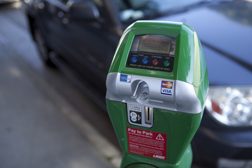 IPS Meters on UCLA Campus Offer Multiple Payment Options to Parking Public