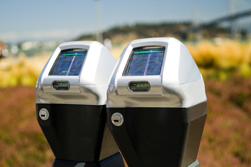 IPS Parking Meters Save the Disposal of 60,000 AA Batteries in Los Angeles Annually