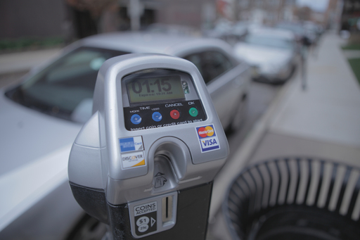 More Than 80% of Los Angeles' Single-Space Parking Meters Have Been Converted to IPS Smart Meters