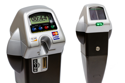 IPS Parking Meters Have Revolutionized the Parking Industry by Offering Credit Card Payment in Addition to Coins/Tokens/Smart Cards
