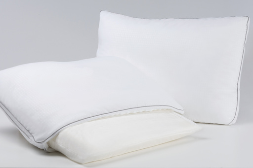 Comfort Revolution's Memory Core Pillow with Soothing Support