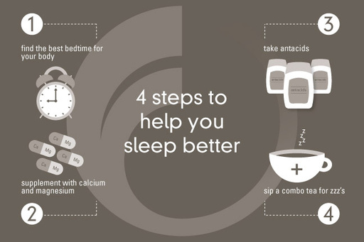 4 steps to help you sleep better, according to Dr. Oz