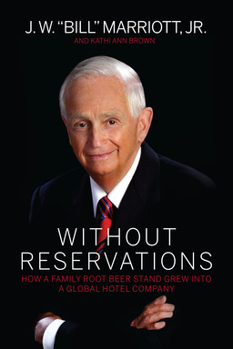"""Without Reservations"" book cover"