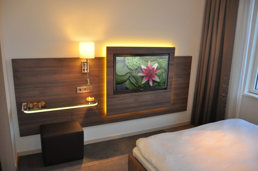 MOXY HOTELS - large flat screen
