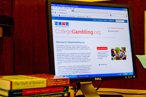 CollegeGambling.org offers tools for parents, students and campus officials to learn more about college gambling and responsible gaming.