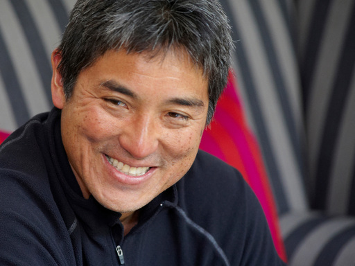Guy Kawasaki: Author of 10 books, former chief evangelist of Apple, co-founder of Alltop.com, founding partner at Garage Technology Ventures. www.guykawasaki.com