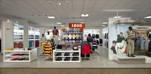 IZOD men's Shop at jcpenney features the all-American sportswear brand with more fits, sizes and colors. Photo Credit: Shannon Faulk/Getty Images