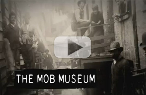 The Mob Museum Trailer