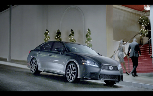 Lexus GS ''Earn It'' Image