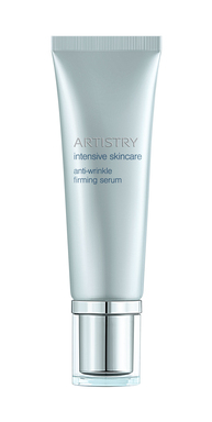 Amway introduces the newest addition to its ARTISTRY intensive skincare line, intensive skincare anti-wrinkle firming serum, featuring Targeting Complex technology.