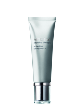 Amway's ARTISTRY intensive skincare anti-wrinkle firming serum features a patented Targeting Complex technology that reduces the common side effects of retinol treatments.