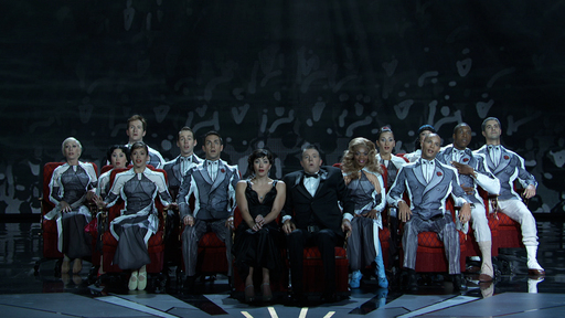 CIRQUE DU SOLEIL® PRESENTS EXCLUSIVE PERFORMANCE AT THE 84TH ACADEMY AWARDS®  (IN LOS ANGELES, SUNDAY, FEBRUARY 26.)