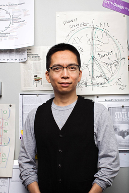 John Maeda, President of the Rhode Island School of Design and a 100 Minds participant