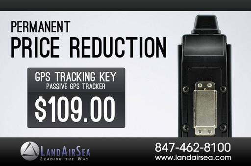 GPS Tracking Key Only $109!